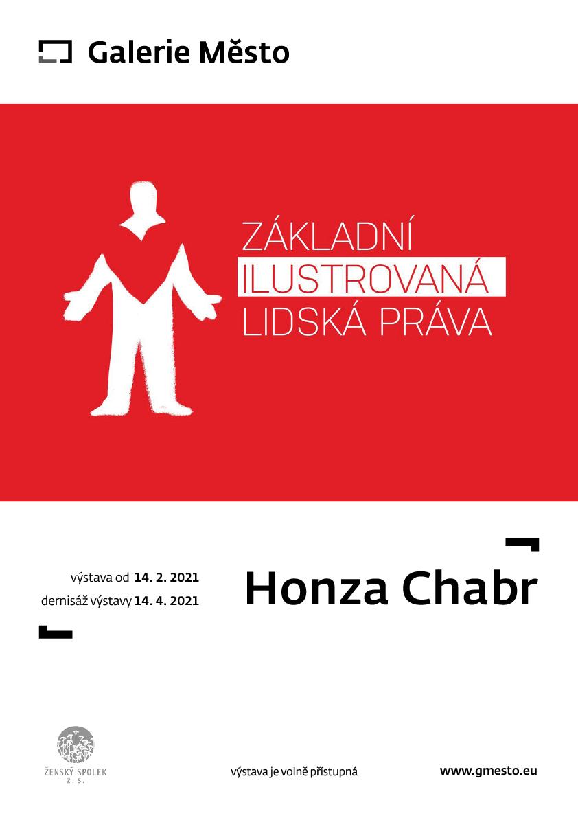 Honza Chabr, výstava
